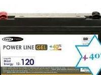 Batería GEL 120 Amp